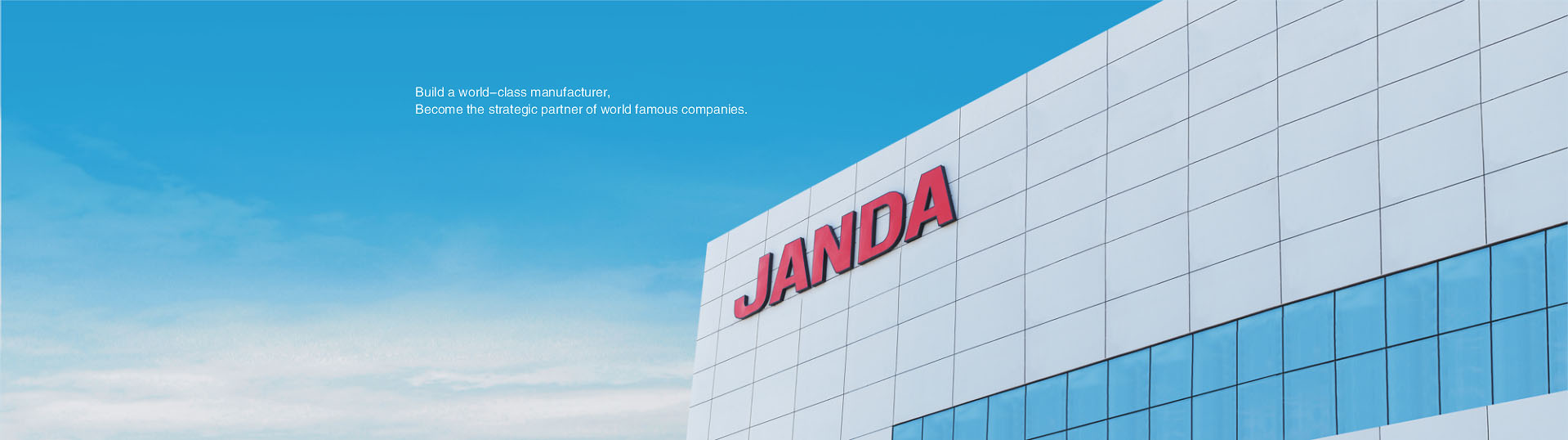 Janda Electric Co Ltd